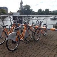 Photo taken at Brayford Wharf by No Place To Be on 7/5/2014