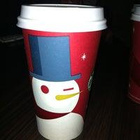 Photo taken at Starbucks by Ηλιάννα 💋 on 11/13/2012