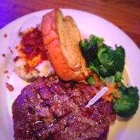 Photo taken at Chili's Grill & Bar Sasebo by mimi 3. on 4/18/2014