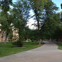 Photo taken at University of New Mexico by Mario H. on 7/23/2014