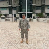 Photo taken at Congressman C.W. Bill Young Armed Forces Reserve Center by John M. on 4/20/2013