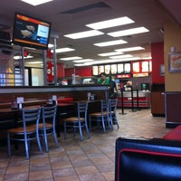 Photo taken at Hardee's by Jim R. on 1/28/2013