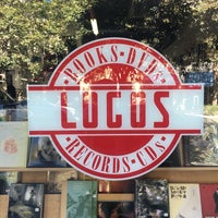 Photo taken at Logos Books & Records by Cristian B. on 7/20/2016
