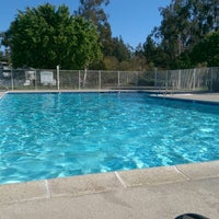 Photo taken at Laguna Village Clubhouse Pool by Manuel V. on 3/25/2015