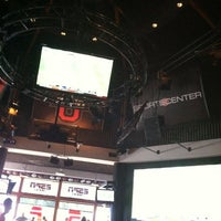 Photo taken at ESPN Club by Debbie S. on 10/20/2012
