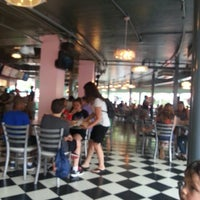 Photo taken at Dee Jay's Diner by Mofe P. on 7/24/2013