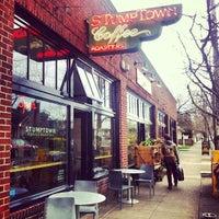 Photo taken at Stumptown Coffee Roasters by Mani B. on 3/1/2013