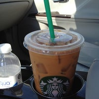 Photo taken at Starbucks by Aaron D. on 9/29/2012