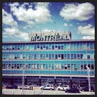 Photo taken at Montréal Int'l Airport Pierre-Elliott-Trudeau (YUL) by Caestus on 6/19/2013