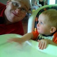 Photo taken at St. John's episcopal church by Lisa L. on 9/30/2012