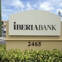 Photo taken at IBERIABANK by Frank Vigliotti @. on 9/5/2013