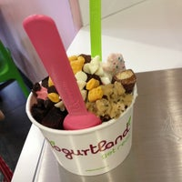 Photo taken at Yogurtland by Amanda C. on 6/2/2013