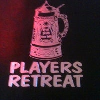 Photo taken at The Players' Retreat by Will P. on 11/21/2012