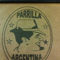 Photo taken at Parrilla Argentina by Roberto S. on 11/18/2011