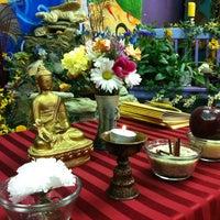 Photo taken at Katsel Meditation Tampa by Natalie K. on 5/1/2013