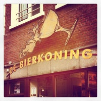 Photo taken at De Bierkoning by Bill S. on 6/3/2013