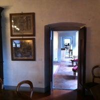 Photo taken at Castello di Nipozzano by 🅰ndrew K. on 4/27/2014