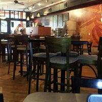 Photo taken at Black & Brew Coffee House & Bistro by Chuck W. on 5/23/2013