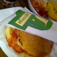 Photo taken at Jumbo Burger by Pinar A. on 4/20/2013