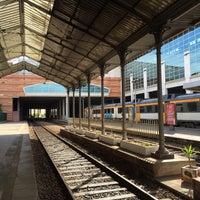 Photo taken at Estação Ferroviária de Viana do Castelo by Rogerio J. on 7/24/2015