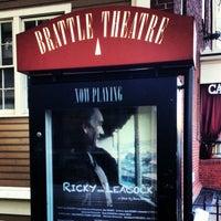 Photo taken at Brattle Theatre by Ryan E. on 4/8/2013
