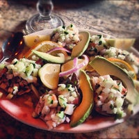 Photo taken at El Pescador Restaurant #14 by Eddie L. on 11/24/2012