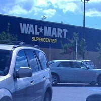 Photo taken at Walmart Supercenter by Cyd B. on 4/7/2013