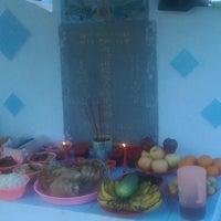 Photo taken at Kubur Cina Paal II by Deddy T. on 3/30/2014