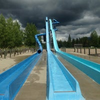 Photo taken at Silverwood Theme Park by Myk J. on 6/21/2013