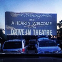 Photo taken at Wellfleet Drive-in and Cinemas by Mary S. on 6/16/2013
