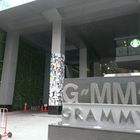 Photo taken at GMM Grammy Place by Khwan A. T. on 7/20/2013