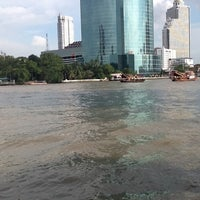 Photo taken at Khlong San Pier by Mekals S. on 10/5/2012