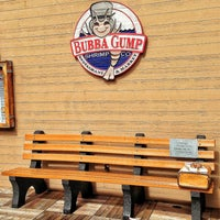 Photo taken at Bubba Gump Shrimp Co. by Ilenia M. on 5/11/2013