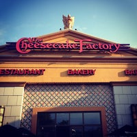 Photo taken at The Cheesecake Factory by Ben B. on 6/23/2013