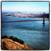 Photo taken at Hawk Hill by Brian E. on 10/27/2012