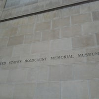Photo taken at United States Holocaust Memorial Museum by Nick D. on 3/17/2013