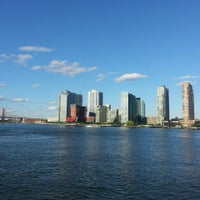 Photo taken at East River Ferry by Dana P. on 6/13/2013