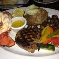 Photo taken at The Keg Steakhouse + Bar by Terry on 3/31/2013