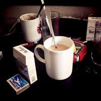 Photo taken at Tonkin Coffee by YenCoi on 2/22/2013