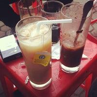 Photo taken at Tonkin Coffee by YenCoi on 2/24/2013