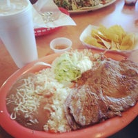 Photo taken at Taqueria La Bamba by Stephen L. on 12/7/2012