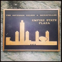 Photo taken at Empire State Plaza by Christopher B. on 7/20/2013