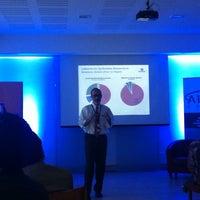 Photo taken at BancoEstado by Diego D. on 11/12/2014