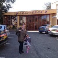 Photo taken at Grosvenor Hotel by Stevan E. on 4/6/2013
