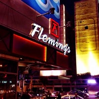 Photo taken at Fleming's Prime Steakhouse & Wine Bar by Randy B. on 10/14/2013