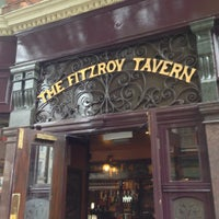 Photo taken at Fitzroy Tavern by Rob M. on 7/24/2013