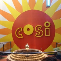 Photo taken at Center of Science and Industry (COSI) by Mike W. on 9/26/2013
