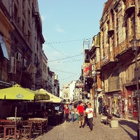 Photo taken at Historical City Centre by Justin R. on 7/4/2013
