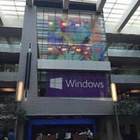 Photo taken at Microsoft Building 37 by Mark W. on 9/18/2015