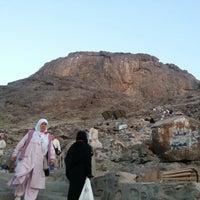 Photo taken at Jabal Nur - Ghar Hira by DrBelal A. on 3/7/2013